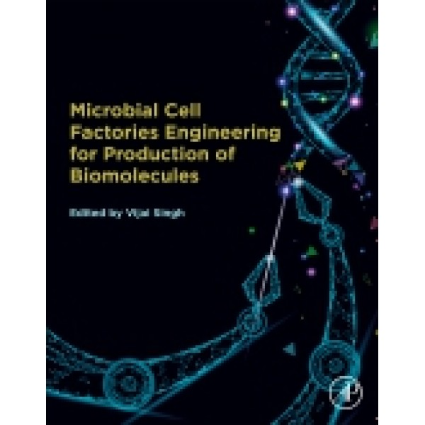 Microbial Cell Factories Engineering for Production of Biomolecules