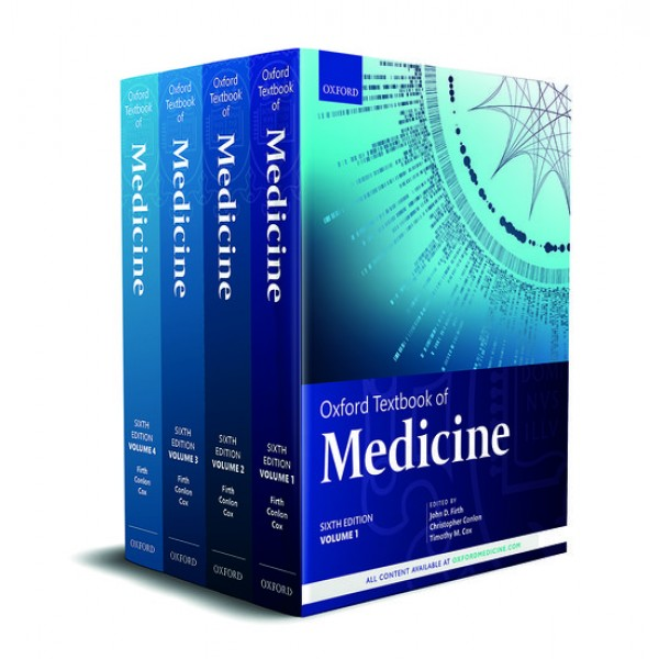 Oxford Textbook of Medicine  6th Edition