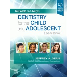 McDonald and Avery's Dentistry for the Child and Adolescent 11E