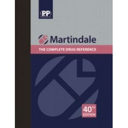 Martindale: The Complete Drug Reference 40th Edition