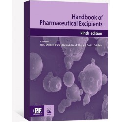 Handbook of Pharmaceutical Excipients 9th edition