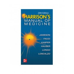 Harrison's Manual of Medicine, 20th Edition