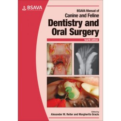 BSAVA Manual of Canine and Feline Dentistry and Oral Surgery 4E