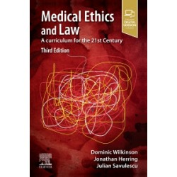 Medical Ethics and Law, 3rd Edition
