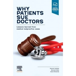 Why Patients Sue Doctors