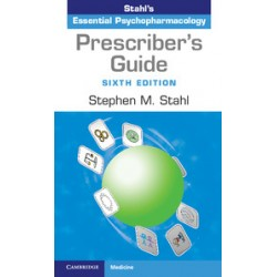Prescriber's Guide Stahl's Essential Psychopharmacology 6th Edition