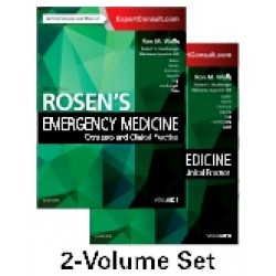 Rosen's Emergency Medicine: Concepts and Clinical Practice, 9th Edition 2-Volume Set
