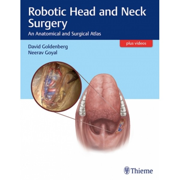 Robotic head and neck surgery an anatomical and surgical atlas ccuart Images