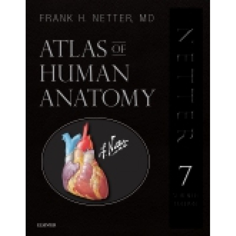 Atlas of Human Anatomy, Professional Edition, 7th Edition including ...