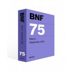 British National Formulary (BNF) 75 2018