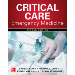 Critical Care Emergency Medicine, Second Edition
