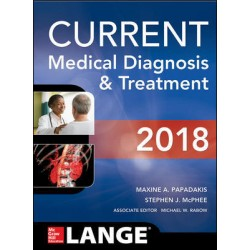 CURRENT Medical Diagnosis & Treatment 2018