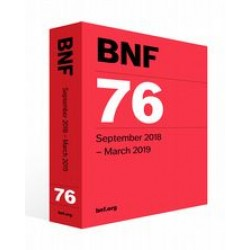 British National Formulary (BNF) 76  Sept 2018