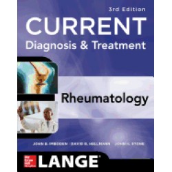 Current Diagnosis and Treatment in Rheumatology, 3rd Edition 2013