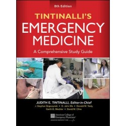 Tintinalli's Emergency Medicine: A Comprehensive Study Guide 8th Ed 2015