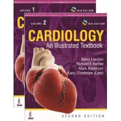 Cardiology - An Illustrated Textbook (2 Volume Set)