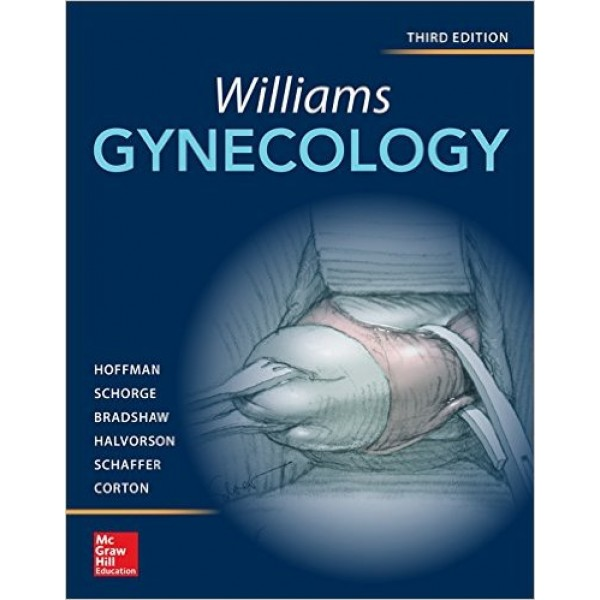 Williams Gynecology, 3rd ED 2016