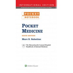 Pocket Medicine, 6e THE MASSACHUSETTS GENERAL HOSPITAL HANDBOOK OF INTERNAL MEDICINE