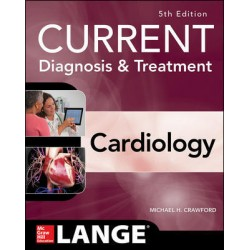 Current Diagnosis And Treatment Cardiology, Fifth Edition 2017