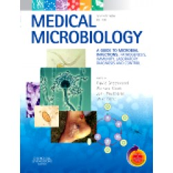 Medical Microbiology, 17th Edition  A Guide to Microbial Infections: Pathogenesis, Immunity, Laboratory Diagnosis and Control. With STUDENT CONSULT Online Access