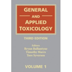 General and Applied Toxicology, 3rd Edition, 6 volume set