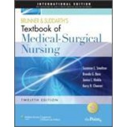 Brunner and Suddarth's Textbook of Medical-Surgical Nursing 12/e ( two-volume )