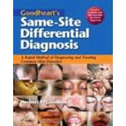Goodheart's Same-Site Differential Diagnosis: A Rapid Method of Diagnosing Common Skin Disorders